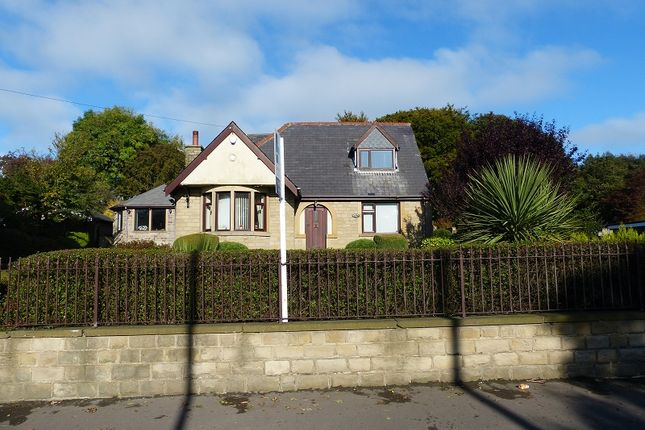 Thumbnail Detached bungalow for sale in Whitehall Road East, Birkenshaw, West Yorkshire.