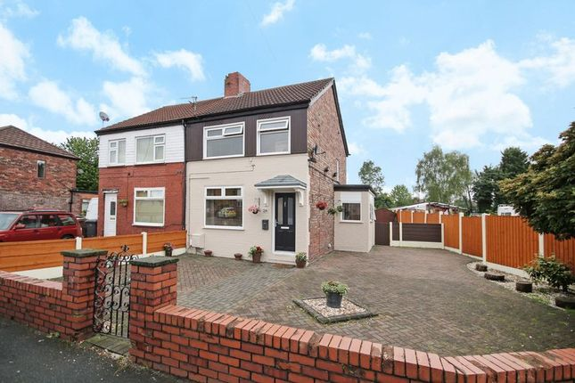 Thumbnail Property for sale in Laurel Drive, Walkden, Manchester