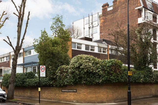 Thumbnail Semi-detached house for sale in Eton Avenue, London