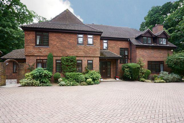 Thumbnail Detached house to rent in Kelvedon Avenue, Walton-On-Thames