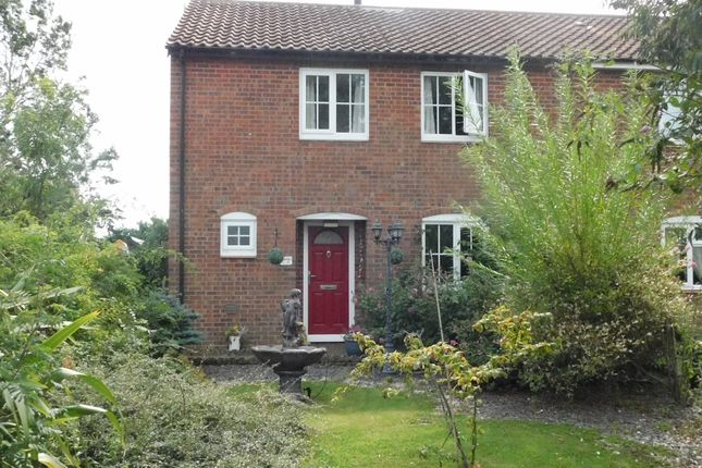 Thumbnail Semi-detached house for sale in Old Newton, Suffolk