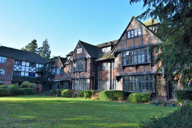 Thumbnail Flat for sale in Branksome Park Road, Camberley