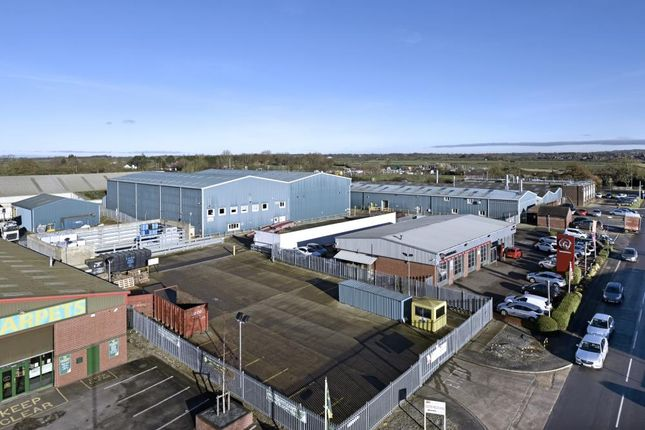Thumbnail Industrial for sale in Standard Way, Standard Way Industrial Estate, Northallerton