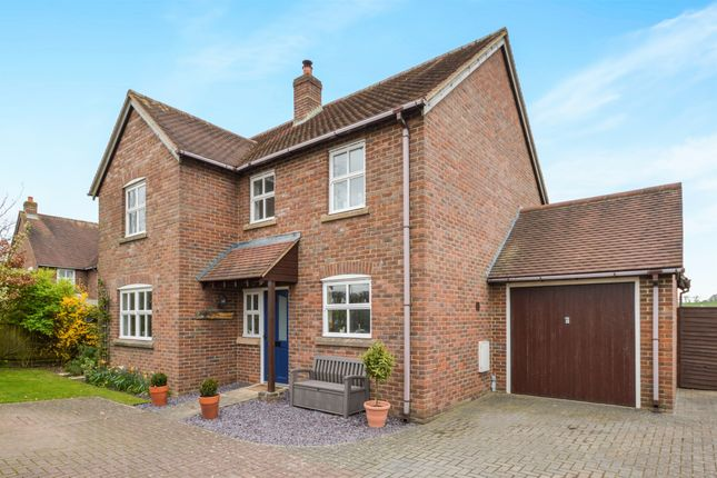 Thumbnail Detached house for sale in White Horse View, Cherhill, Calne