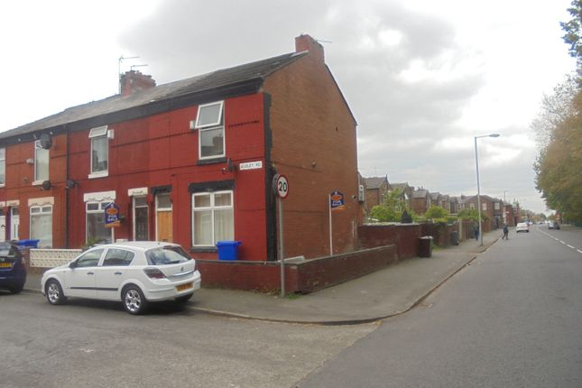 3 bed block of flats for sale in Audley Road, Manchester