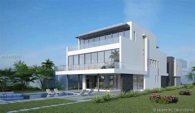 Thumbnail Property for sale in 7833 Atlantic Way, Miami Beach, Fl, 33141