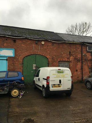Thumbnail Warehouse to let in Unit 21B Shardlow Ind. Estate, Cavendish Bridge, Shardlow