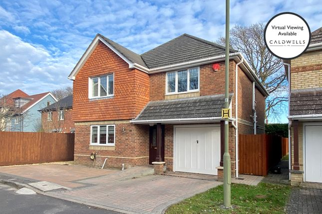 4 bed detached house for sale in Stanford Gardens, Lymington, Hampshire SO41