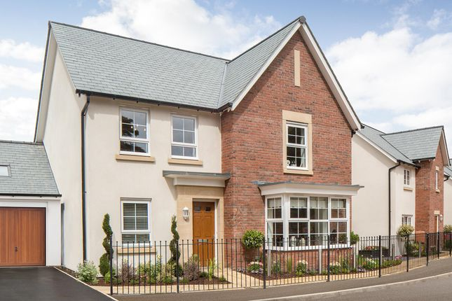 "Thumbnail Link-detached house for sale in ""Cambridge"" at The Green, Chilpark, Fremington, Barnstaple"