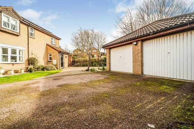 Thumbnail Detached house for sale in Sanderling Close, Letchworth Garden City, Hertfordshire