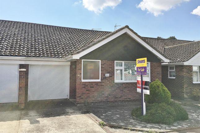 Thumbnail Semi-detached bungalow for sale in Turpins Close, Clacton-On-Sea