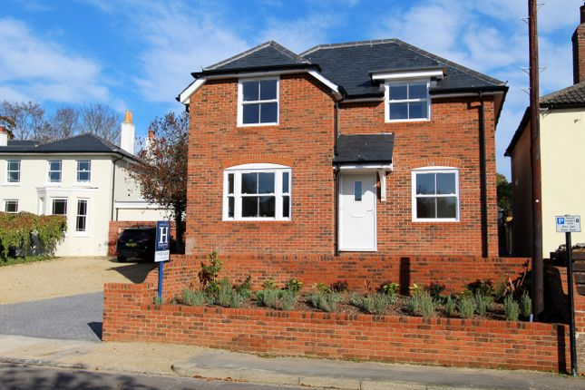 Thumbnail Detached house for sale in Wallington Shore Road, Wallington, Fareham