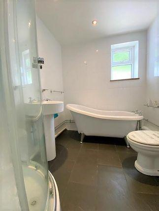 G.F Bathroom of Castle Road, Mumbles, Swansea SA3