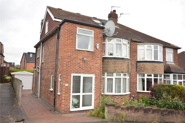 Picture No. 02 of High Moor Crescent, Moortown, Leeds LS17