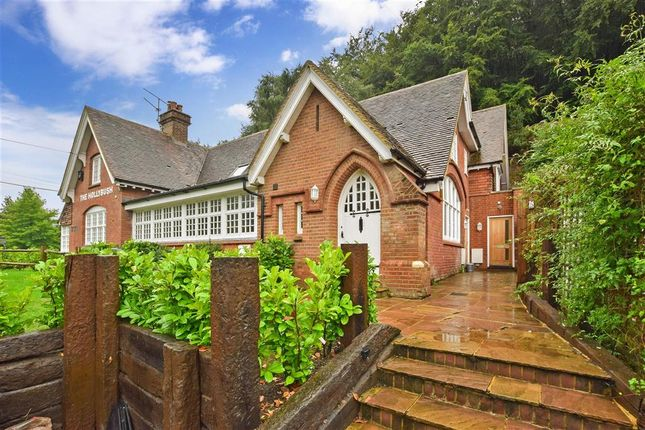 Thumbnail End terrace house for sale in Holmbury Hill Road, Holmbury St Mary, Dorking, Surrey