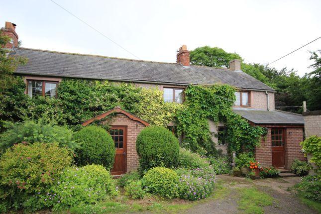 Thumbnail Farmhouse for sale in Scotby, Carlisle