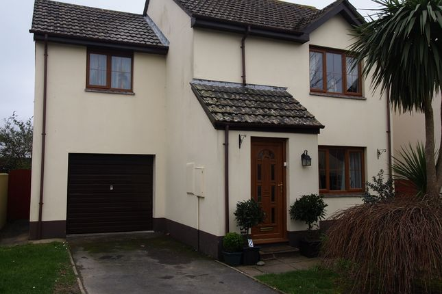 Thumbnail Detached house for sale in Capern Close, Wrafton, Braunton