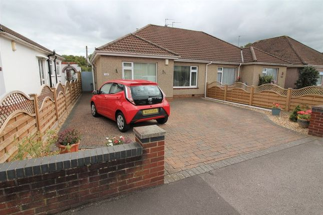 Thumbnail Bungalow for sale in Memorial Road, Hanham, Bristol