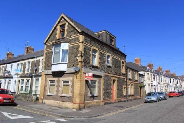 Front Views of Moy Road, Roath, Cardiff, Caerdydd CF24