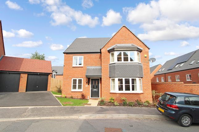 Thumbnail Detached house for sale in 2, Buxus Road, Hadley, Telford, Telford And Wrekin