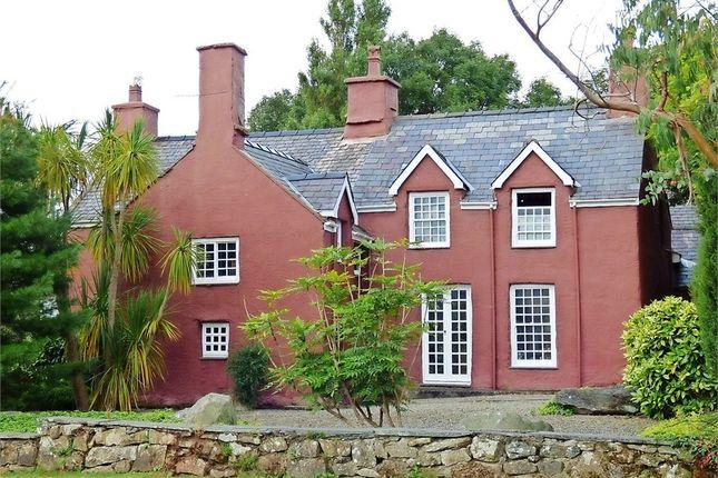 Thumbnail Detached house for sale in Brynsiencyn, Brynsiencyn, Llanfairpwllgwyngyll, Anglesey