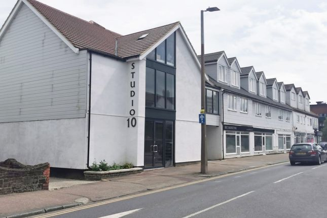 Thumbnail Land for sale in London Road, Leigh On Sea