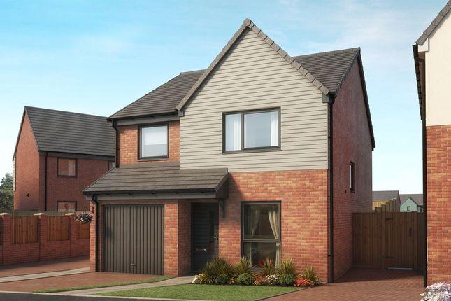 "Thumbnail Property for sale in ""The Rowingham"" at Eaves Lane, Bucknall, Stoke-On-Trent"