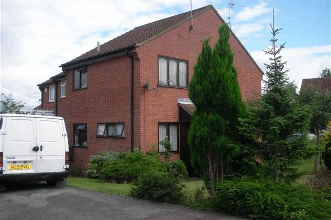 Thumbnail Terraced house to rent in Camdale Close, Chilwell