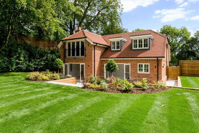 Thumbnail Detached house for sale in Finch Lane, Amersham