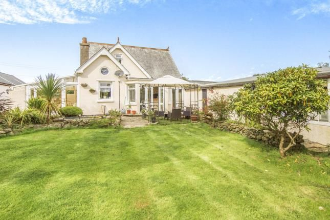 Thumbnail Detached house for sale in Redruth, Cornwall, .