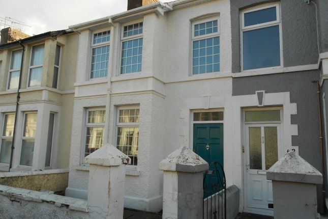 Thumbnail Terraced house to rent in Suffolk Place, Porthcawl