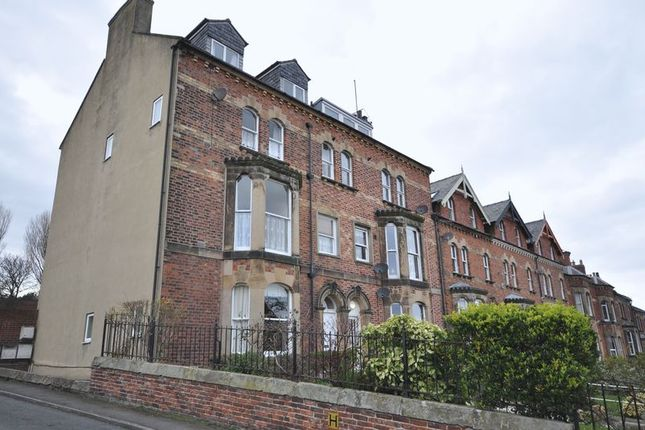 Thumbnail Flat to rent in Hanover Terrace, Whitby