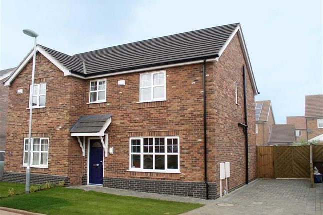 Thumbnail Property for sale in Plot 55 The Canterbury, Scunthorpe