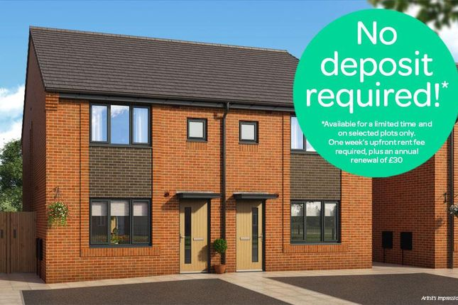 3 bed semi-detached house to rent in Roberts Road, Edlington