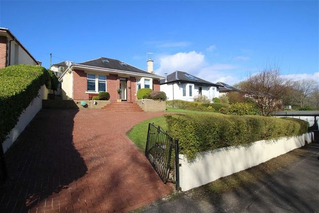 Thumbnail Detached bungalow for sale in Drumshantie Road, Gourock