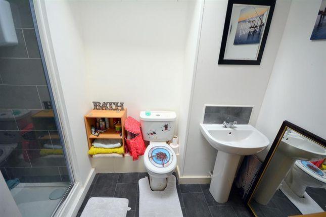 Bathroom of General Bucher Court, Bishop Auckland DL14