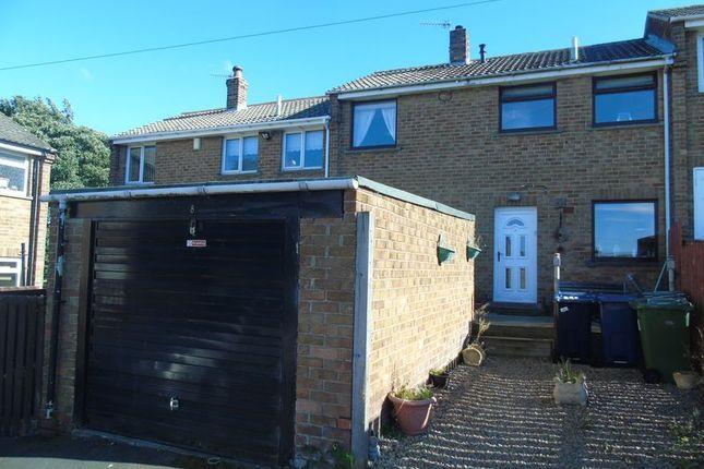 Thumbnail Terraced house for sale in Greenrigg, Blaydon-On-Tyne