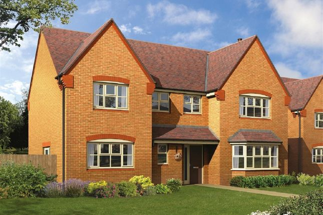 Thumbnail Detached house for sale in Archers Reach, Bishops Cleeve, Cheltenham