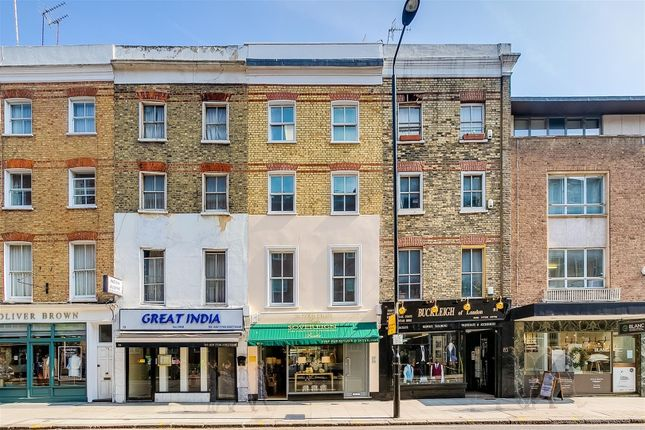 Thumbnail Detached house to rent in Lower Sloane Street, London