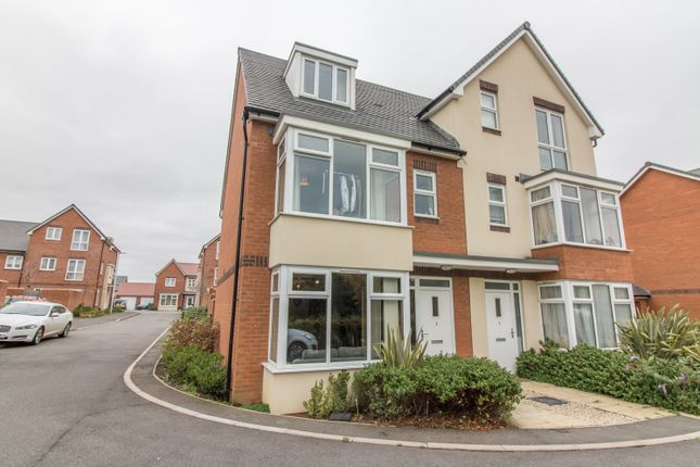 Thumbnail Semi-detached house for sale in Lyttelton Close, Rugby