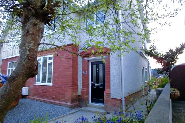 Semi-detached house for sale in Faraday Road, Clydach, Swansea.
