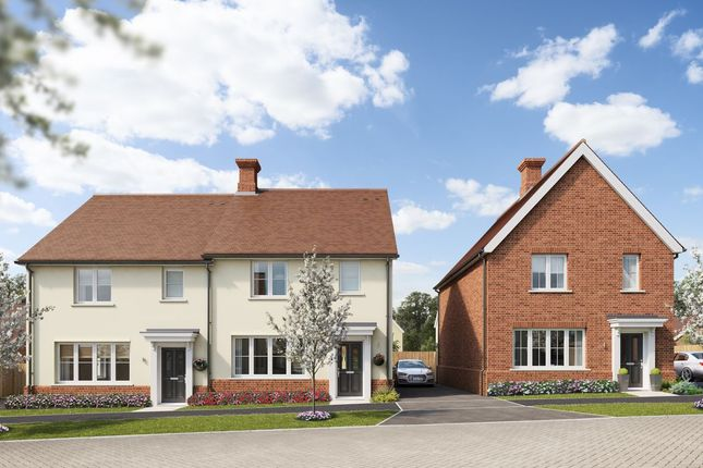 Thumbnail Semi-detached house for sale in West Street, Coggeshall
