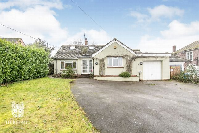 Thumbnail Detached house for sale in Station Road, Earls Colne, Essex