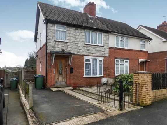 Thumbnail Semi-detached house for sale in Princess Road, Oldbury, West Midlands