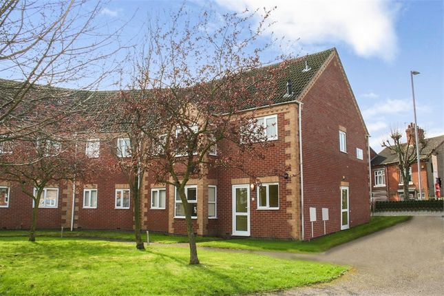 Thumbnail Flat for sale in Annies Wharf, Loughborough, Leicestershire