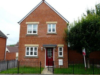 Thumbnail Link-detached house to rent in Swan Avenue, Tiverton