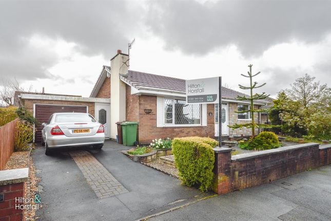 Thumbnail Detached bungalow for sale in Barnfield Avenue, Burnley