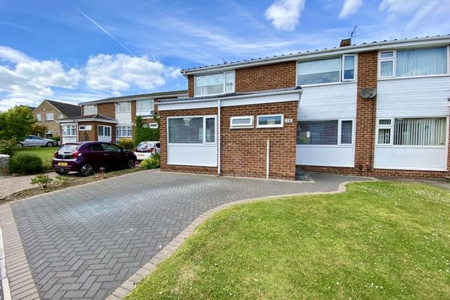 Thumbnail Semi-detached house for sale in Bishops Way, Fairfield, Stockton