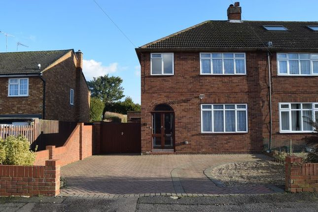 Thumbnail Semi-detached house to rent in 3 Bedroom Semi, Holtsmere Close, Watford