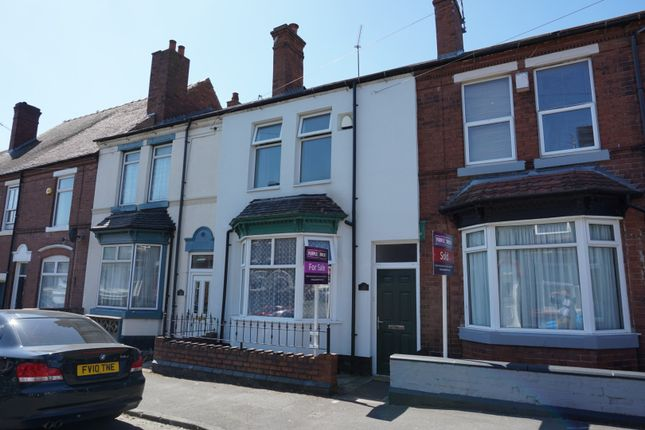 2 bed terraced house for sale in Gill Street, Dudley